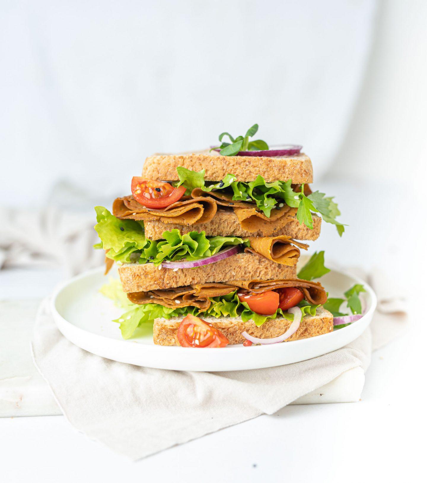marija rukavina photography vegan sandwich