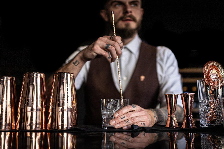 Takenoko Bar, Zagreb (feat. Filip Lipnik, barmen)
